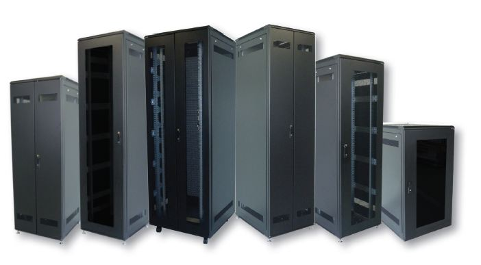 server cabinets,, rack cabinets, wall mount cabinets, 19 inch rack, data cabinet